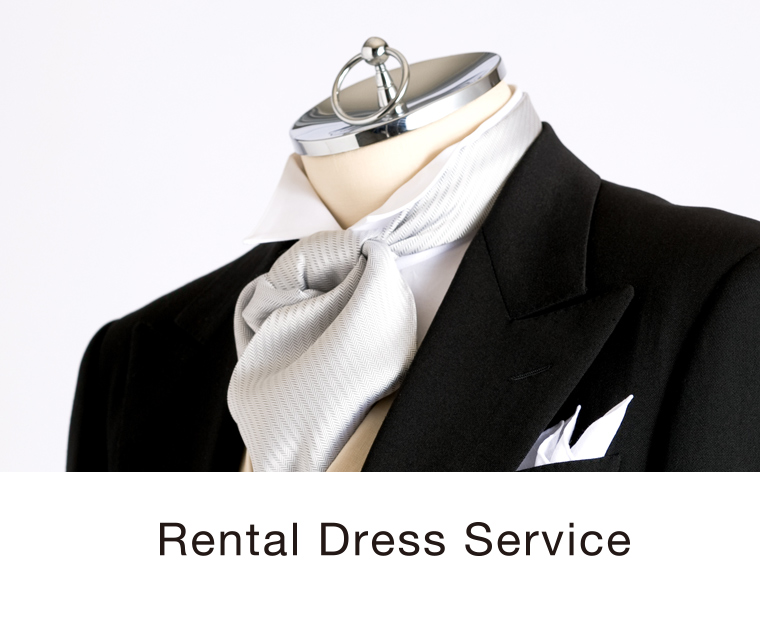 BEAMS HOUSE Rental Dress Service