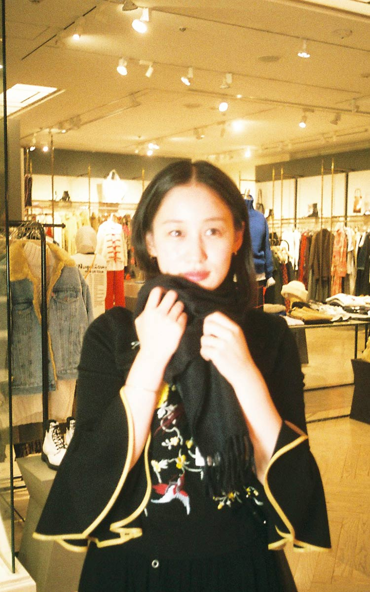 BEAMS 50,000YENSHOPPING CHALLENGE Vol3.平野紗季子